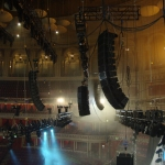 Audio Hire to Royal Albert Hall for Emili Sande Shows